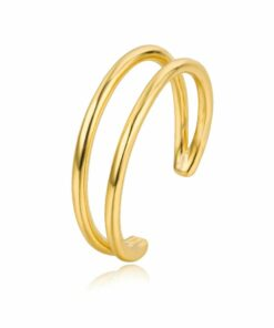 Anillo Doble Gold