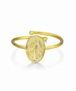 Anillo Virgen Gold