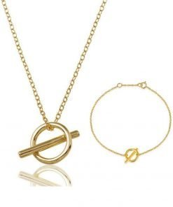 Conjunto Blot Gold
