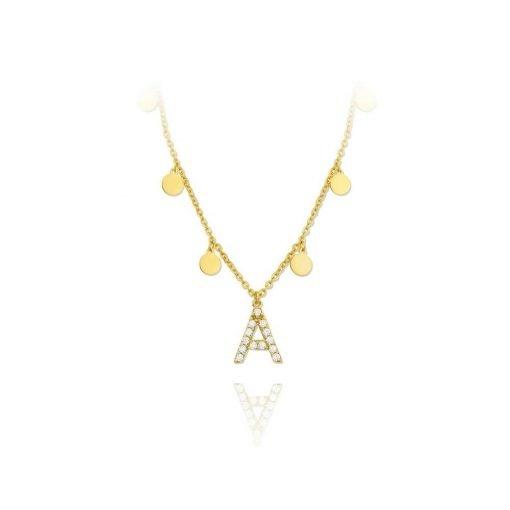 Collar Inicial Chapas Gold A